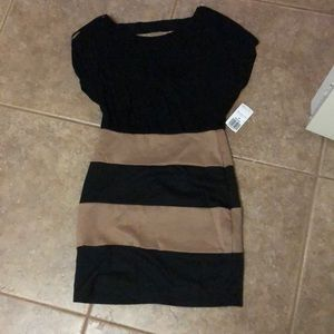 NWT Forever 21 fitted dress size medium